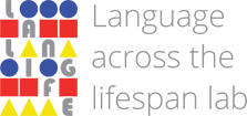 Language across the lifespan lab